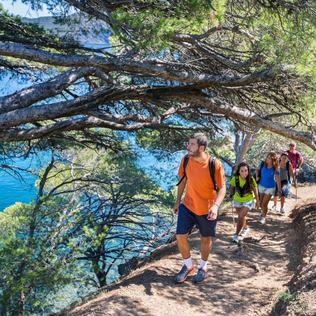 Youniquepuglia-trekking